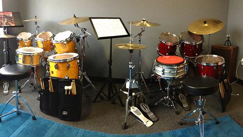 Santa Ana Drum Studio