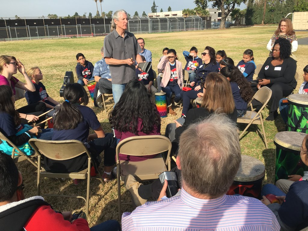 NAMM Day of Service 2016 REMO